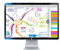 iMindMap is the only Mind Mapping software with free-form brainstorming, 3D Mind Maps, presentations and flowcharts